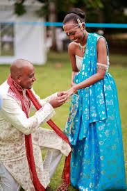 traditional rwandese themed wedding