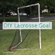 diy lacrosse goal using pvc pipes