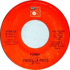 Priscilla Price - Funny (1973, Vinyl) | Discogs