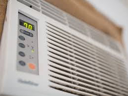 window air conditioner freezing up