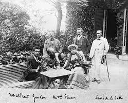 Encyclopédie Larousse en ligne - Marcel Proust