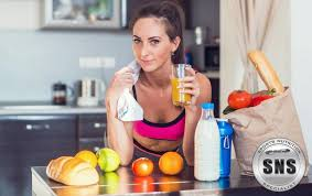 sports nutrition specialist