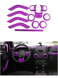 interior decoration trim kit for jeep