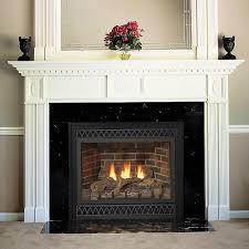 traditional wood fireplace mantel