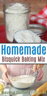 copycat bisquick mix recipe saving