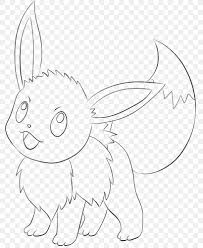 Eevee Coloring Book Pikachu Pokemon Child Png 785x1000px Eevee