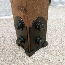 Deck Post Attachments Brackets The Ultimate Guide Seal A Deck