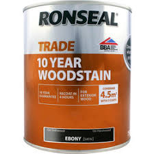 Ronseal Exterior Woodcare Painting Decorating Toolstation Com