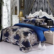 royal blue and navy bedding sets ease