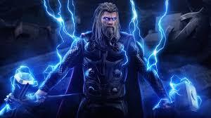 new thor avengers endgame 4k wallpapers