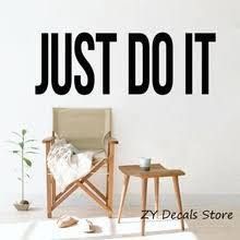 Just Do It Decal Buy Just Do It Decal With Free Shipping On Aliexpress Version