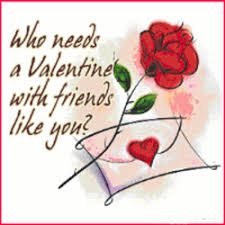 valentines day quotes for friends quotesgram