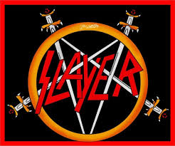 Slayer Decal Sticker 02