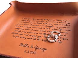 third wedding anniversary gift ideas