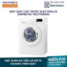 Mua Máy giặt cửa trước Electrolux EWF80743 7Kg (Trắng) giá rẻ 6.599.000₫