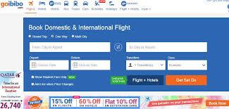 top 10 flight booking s in india
