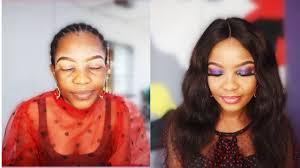 makeup artist in nigeria to turn me