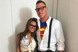 Aaron Judge plays Superman to apparent ...