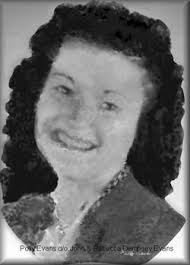 Polly Evans (1930-1957) - Find A Grave Memorial