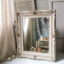 farmhouse bathroom mirrors