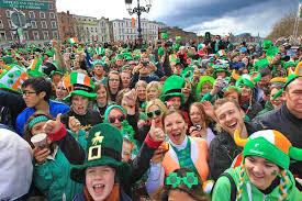 Celebrate St. Patrick's Day in the USA ...