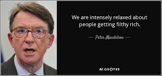 TOP 25 QUOTES BY PETER MANDELSON | A-Z Quotes