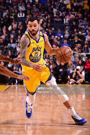 Mychal Mulder of the Golden State Warriors drives to the basket... News  Photo - Getty Images