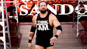 WWE Entrance Of Aaron Stevens