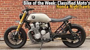 clified moto s honda nighthawk