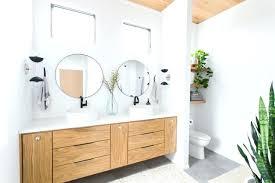 bathroom mirror height mileshomedecor co