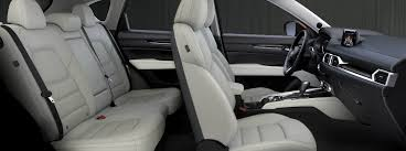 2018 mazda cx 5 seating upholstery options