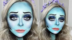 glam corpse bride makeup tutorial you
