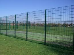 Ral Colours 6005 9005 5010 9010 3020 Colours For Fencing