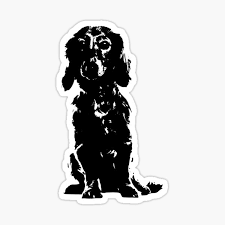 Handmade Products Guy Hiker With Golden Lab Labrador Decal Sticker For Car Window 5 0 Inch Bg 413 Decals