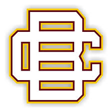 Bethune Cookman Wildcats Letters B Vinyl Die Cut Decal 4 Sizes