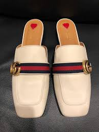 brixton princetown leather loafer mule