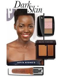 the best makeup for dark skin stylecaster