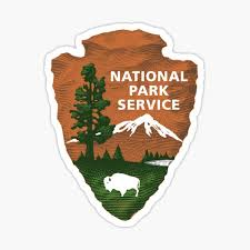 National Park Service Stickers Redbubble