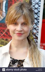 French actress CLEMENCE POESY is in Athens partipating in the panel Stock  Photo - Alamy