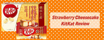 anese strawberry cheesecake kit kat