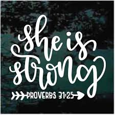 Be Strong Courageous Joshua 1 9 Bible Verse Decals Decal Junky