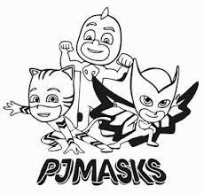 Owlette Gekko Catboy Superheroes Wall Decal Pj Masks Kids Room Decor 19x20 Ebay