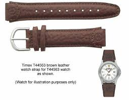 expedition leather watch strap band