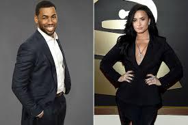 Bachelorette' Star Mike Johnson Dishes on Demi Lovato Date