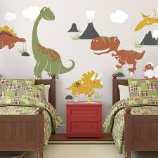 Zoomie Kids Dinosaur Wall Decal Wayfair