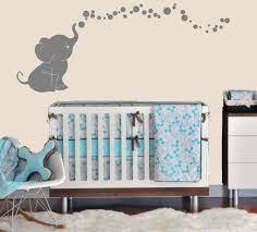 Amazon Com Elephant Bubbles Nursery Wall Decal Set Grey Baby Nursery Wall Decals Elephant Wall Decals Nursery