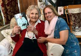 105-year-old reveals secret to long and happy life