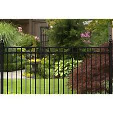 Medallion Fence 60 Inch X 91 Inch Stanton Fence The Home Depot Canada In 2020 Home Depot Canada The Home Depot Steel Fence Panels