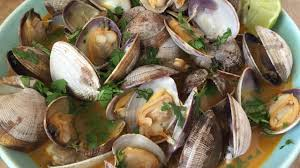 Thai Curry Clams (gluten free and paleo ...