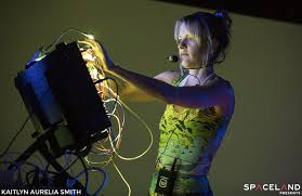 Kaitlyn Aurelia Smith at Pico Union Project | Spaceland Presents